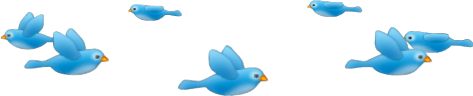 blue birds snapchat freetoedit
