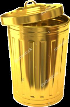 golden freetoedit trash goldentrash
