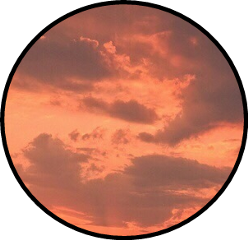 icons circle peach freetoedit