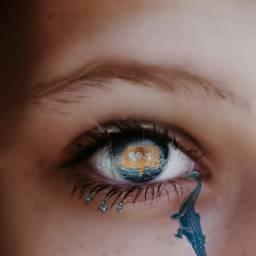 eyeart ouch dailysticker dailystickermix notification freetoedit