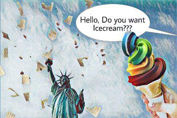 hazemagiceffect stickers sticker icecream usa freetoedit
