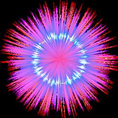 light sparkle firework stickers freetoedit