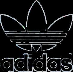 adidas sneaker brand black stripes