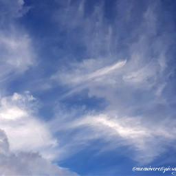 dpccloudshapes clouds blue horizon horizont