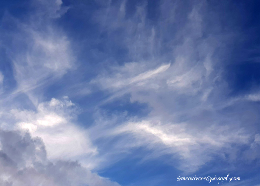 #dpccloudshapes #clouds #blue #horizon #horizont #unedited #noedited #nature #sky #nofilter