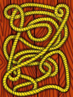 drawing oilpaintingeffect rope dockside popart freetoedit