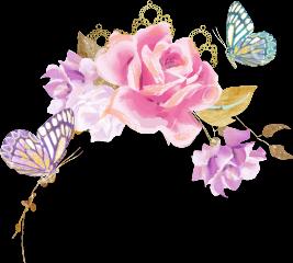 flowercrown flowers flores crown corona freetoedit