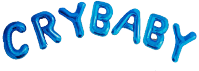 crybaby melaniemartinez blue balloon cute