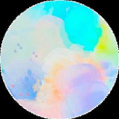 freetoedit circle colors background