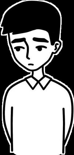 sad tumblr boy stickers freetoedit