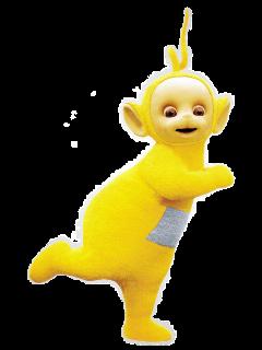 teletubbies yellow
