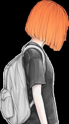 orange grunge overlay tumblr freetoedit