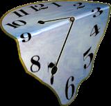 meltingclock melting clock freetoedit