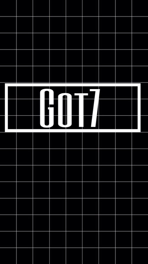 Got7 Black White Aesthetic Wallpaper Myedit You Can Go