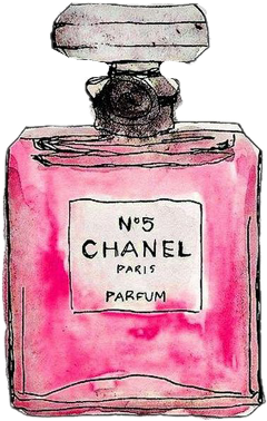 stickers chanel tumblr le-perfumr freetoedit