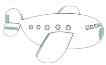 airplane airplanes airplanestickers white freetoedit