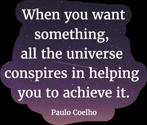 #whenyouwantsomething #universe