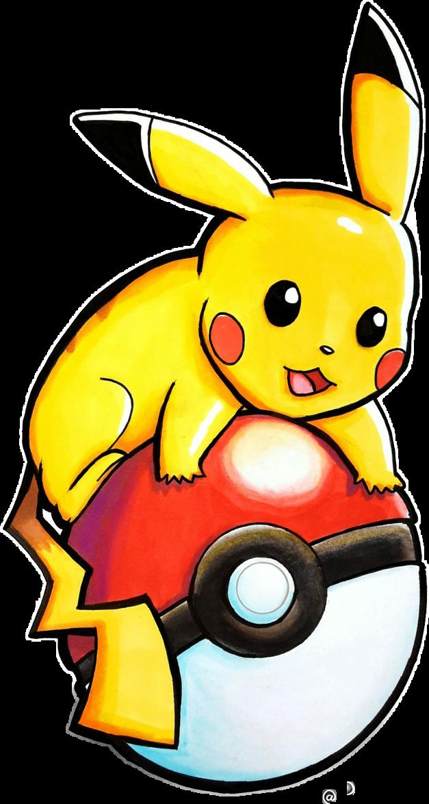 #Pikachu #pikachu❤