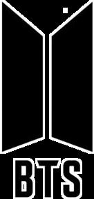 bts bangtansonyeondan bangtanboys logo army