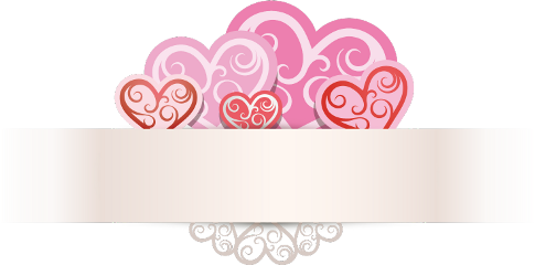 valentinesday label love hearts ftestickers