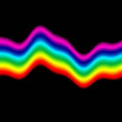 ftestickers rainbowlight rainbow freetoedit