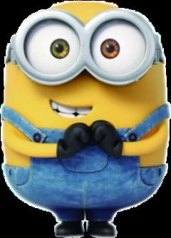 minions yellow banana blue milleah