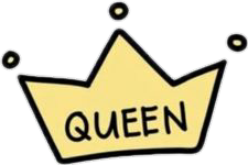 queen corona yellow freetoedit