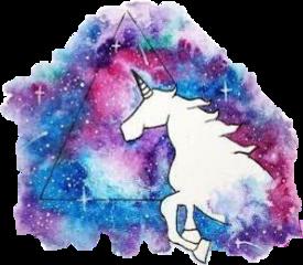 unicornio unicorn galaxia galaxy freetoedit
