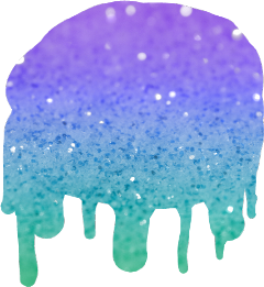 glitter icecream freetoedit