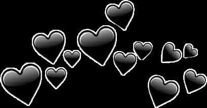 tumblr remix hearts summer black