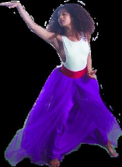 dancer colorswap hueeffect woman dancing