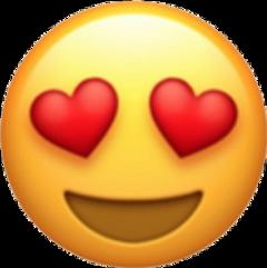 heart heartyface love emoji ios10