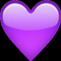 emoji morado freetoedit