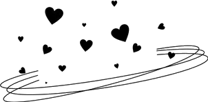 heart black tumblr remixit freetoedit