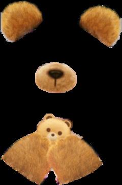 snow bear freetoedit