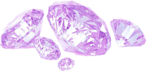 diamonds stone jewelry purple freetoedit