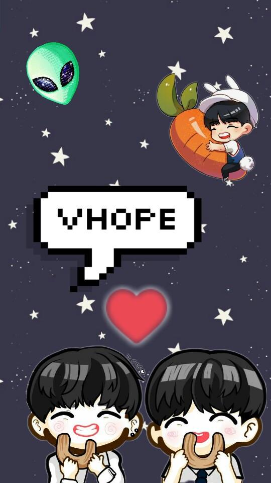 #Vhope♡