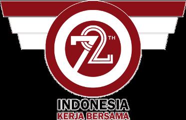 agustusan merdeka merdeka72 logo indonesia