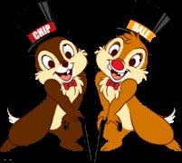 disney chipanddale chipmunks freetoedit