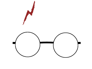freestickers ftestickers potterglassestickerremix potterglassesstickerremix harrypotterstickers freetoedit