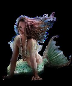 ftestickers mermaid freetoedit