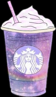 tumblr starbucks galaxy freetoedit