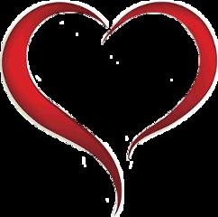 kalp red love freetoedit
