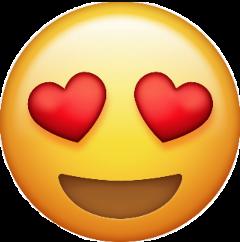hearteys😍 😍 emoji iphoneemoji freetoedit