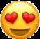 emoji omg 😍 love emojilove