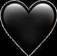 black heart freetoedit