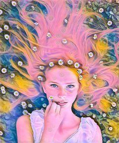 flowergirl freetoedit