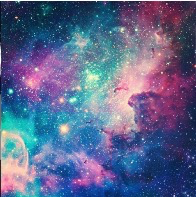 hintergrund background galaxy magic magie