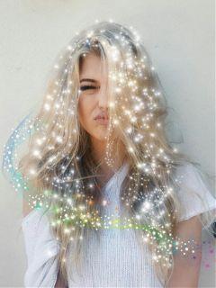 freetoedit loren girl cute glitter