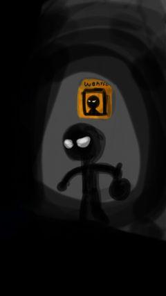 burglar colorpaint draw